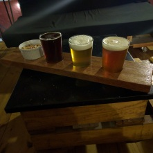 ChaqChoa beer, a chocolate and beer cafe in Arequipa