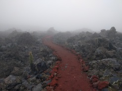Valley of the Volcanos hike