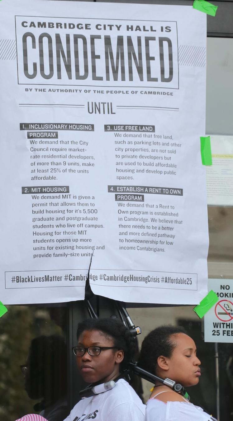 Protest Demands