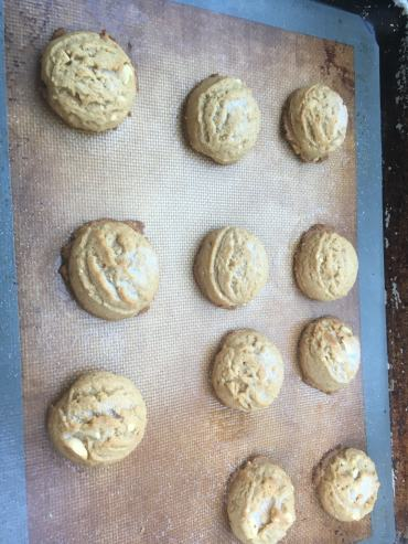 Salted peanut butter mounds