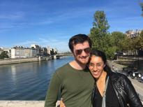 A walk over the Seine