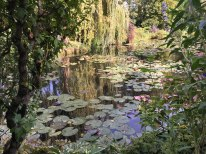 Monet's inspirations at Giverny